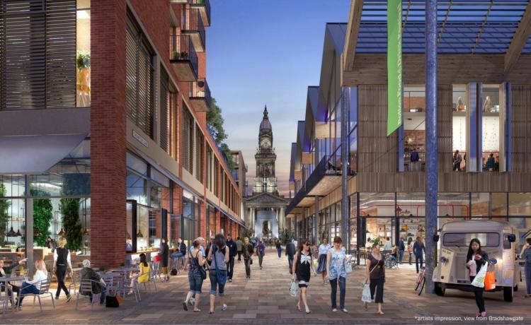 Bolton skyscape to transform over the next decade