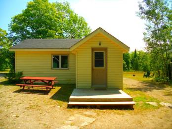 Stargazing Cabin at Gordon's Park on Manitoulin Island