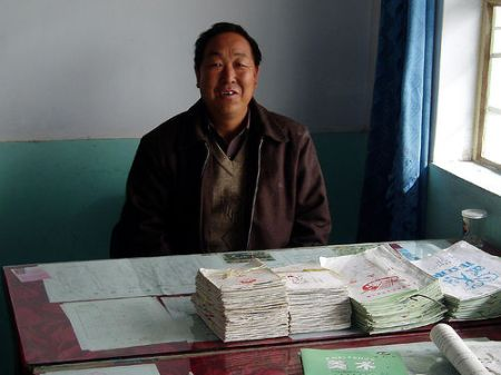 Books Matter to this Chinese Teacher