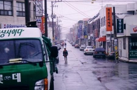 unnammed rainy street