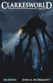 Clarkesworld, Oct. 2008