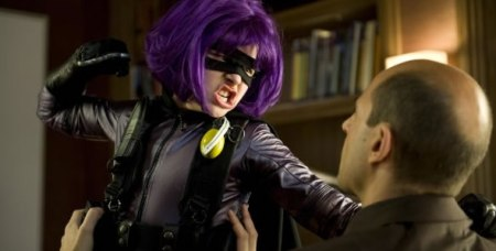 Hit-Girl so rocks.