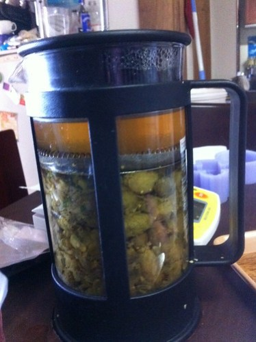French Press Extraction
