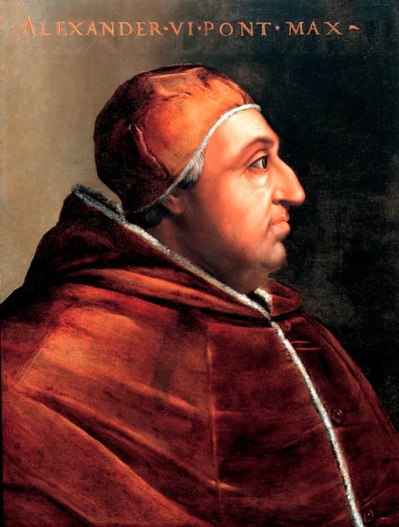 Pope Alexander (Alessandro) Vl