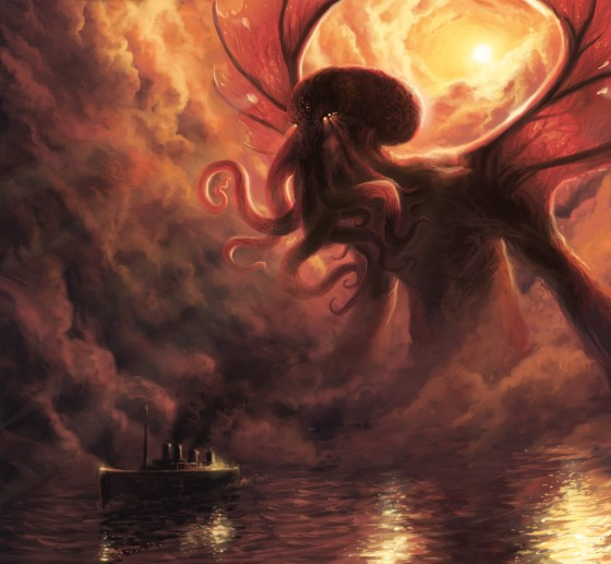 Cthulhu image by Obtrowy @ DeviantArt. Click for source.