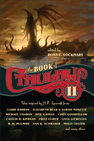 Ross Lockhart's The Book of Cthulhu II book cover image