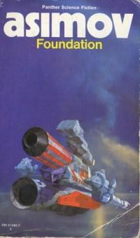 Asimov's Foundation -- coverart