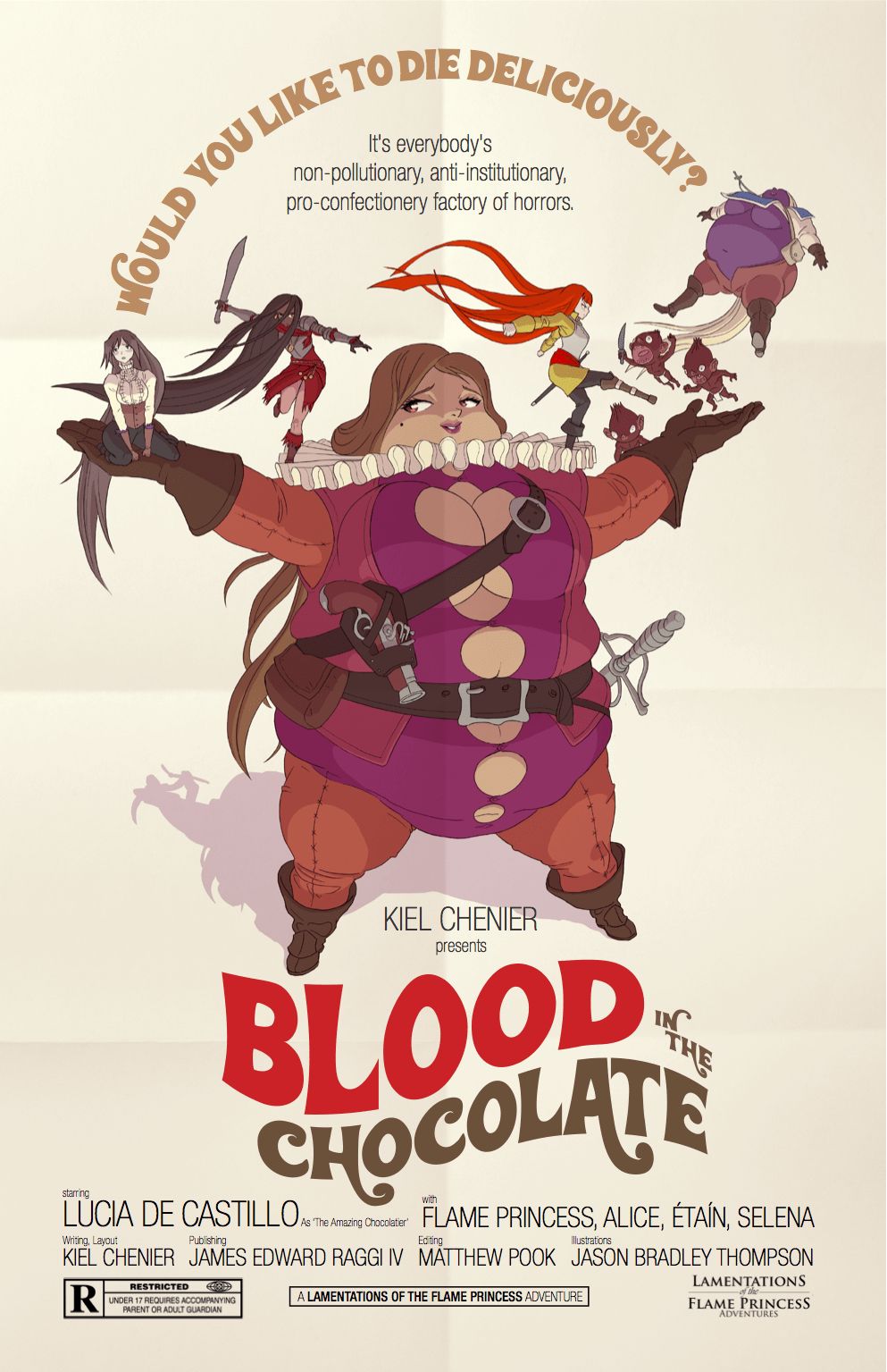 Blood And Chocolate Ebook