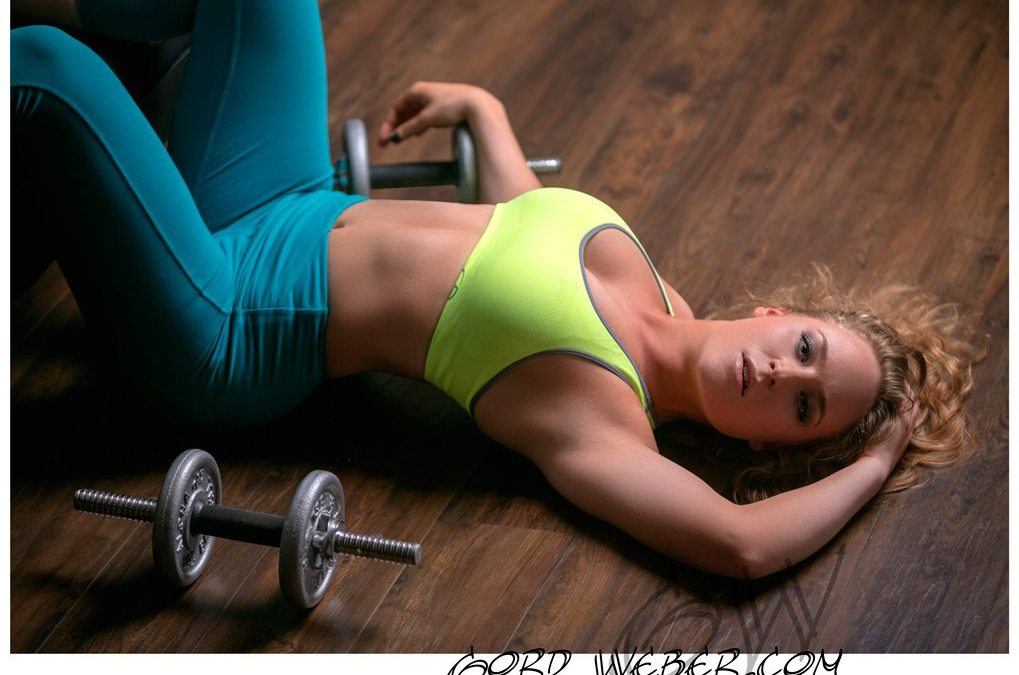 Fitness-Glamour  Shoot with Michelle W