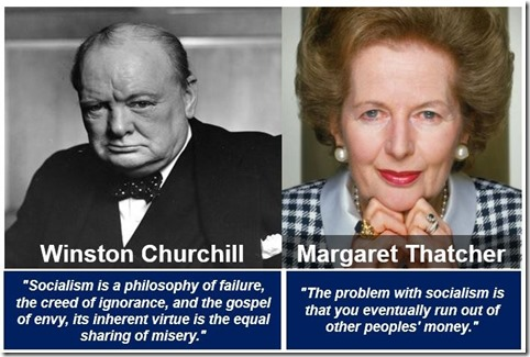 Winston-Churchill-and-Margaret-Thatcher