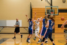 No foul called on this play.