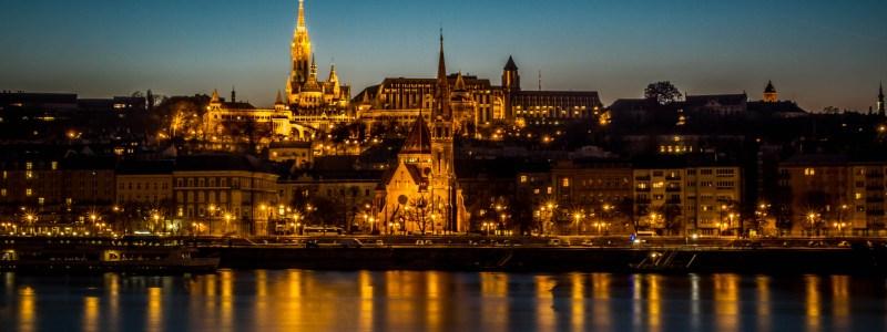 Budapest (série)