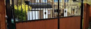 Wooden Clad Gates