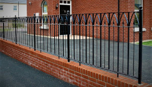 Wall Railings
