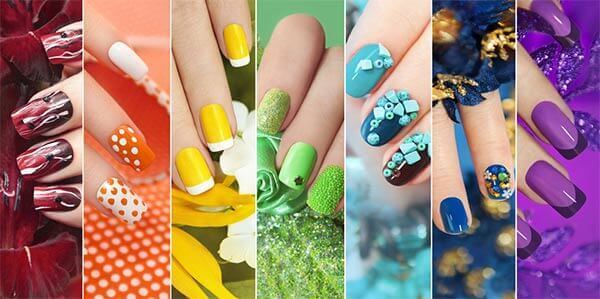What Are The Best Types Of Acrylic Nails For Diffe Hand Shapes