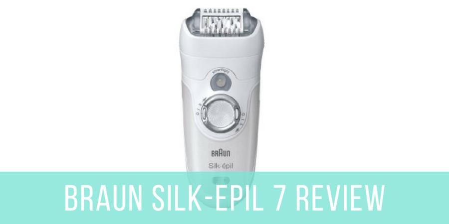 Braun Silk-epil 7 Review