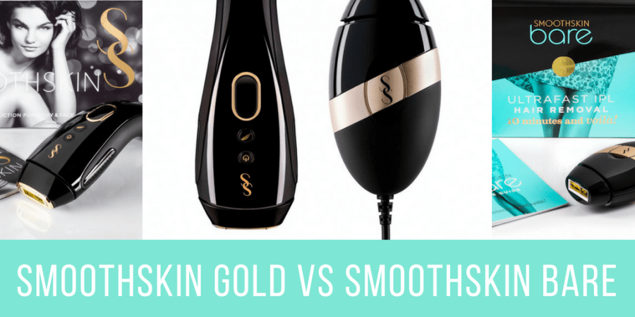 SmoothSkin Gold vs SmoothSkin Bare