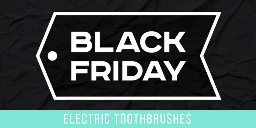 Best Electric Toothbrush Deals Black Friday Cyber Monday