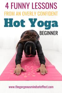 Hot Yoga Beginner Bloopers