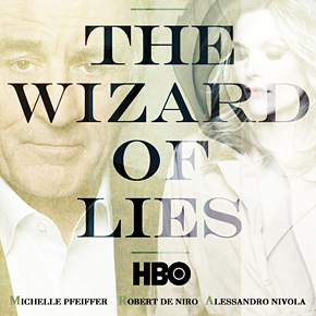 Poster do filme The Wizard of Lies