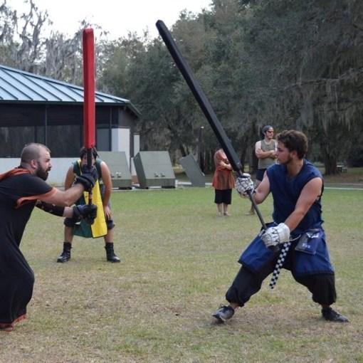6 ft Full Blade Carbon Sword