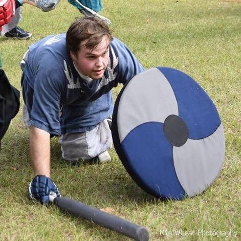 24 inch round punch shield