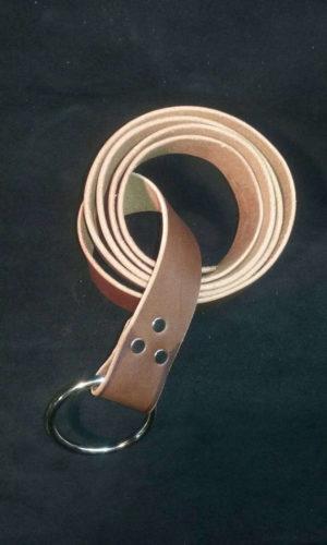 ring Belt Brown2