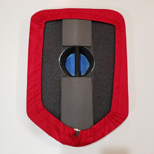 "Small Heater Punch Shield (17""x 24"")"