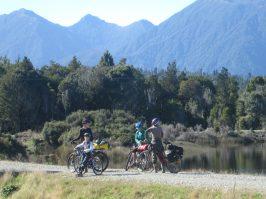 West Coast Wilderness Trail bikers goRide