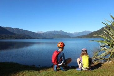 Lake Kaniere Day 4