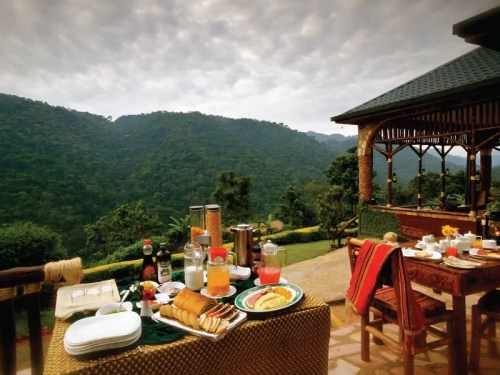 Paraa Lodge - uganda safari lodges