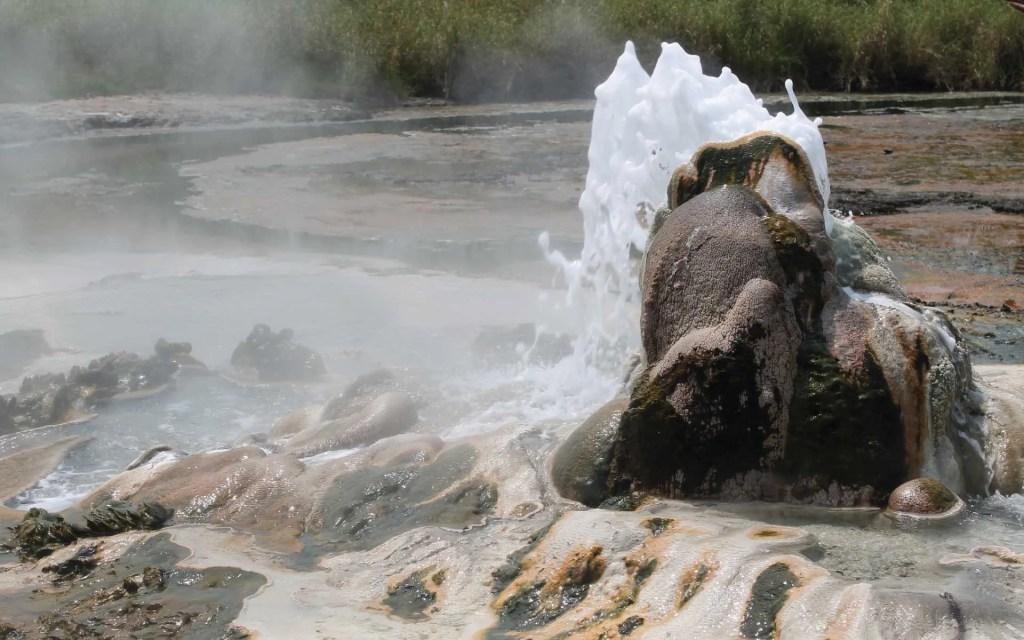 Semuliki National Park Hot Springs