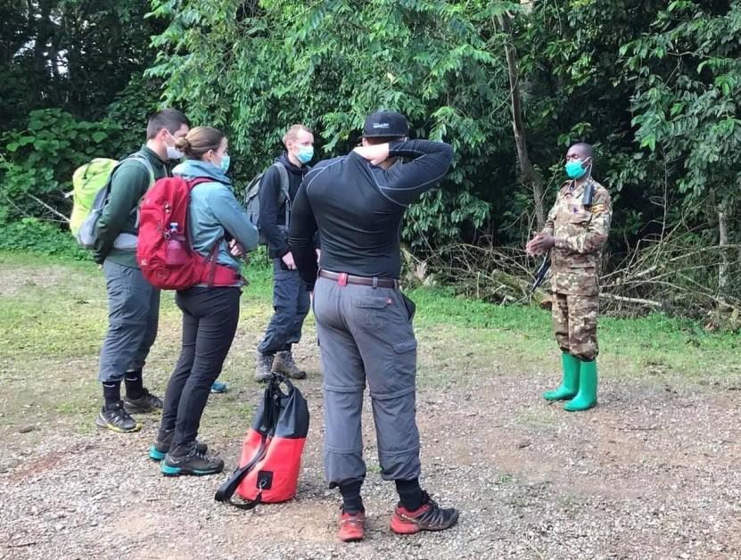 Chimpanzee Tracking in Uganda-Gorilla Safari Experts Uganda