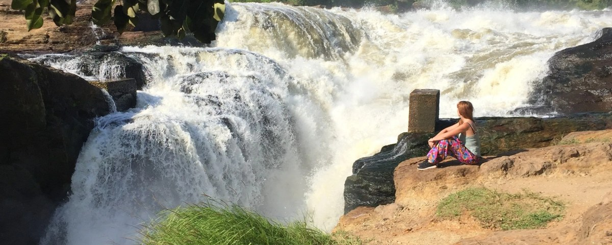 Hiking the Top of the Falls-Murchison falls national park