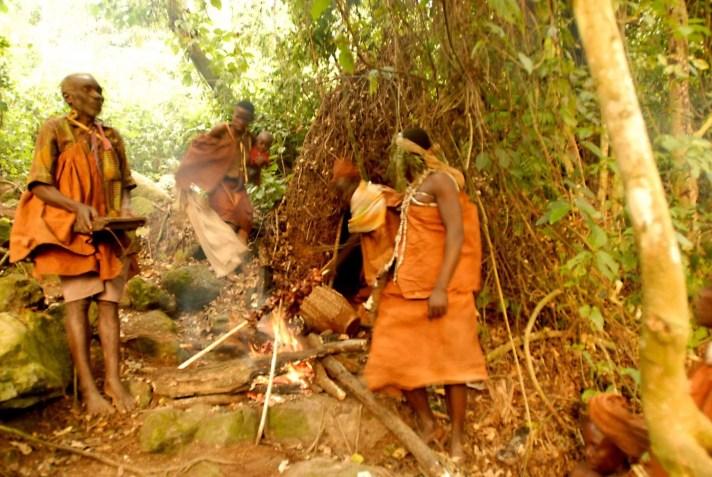 Batwa People, History & Culture in Uganda