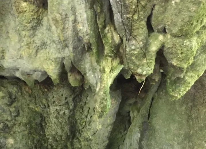 Amabere Ga Nyina Mwiru Caves in Nyakasura fort portal town