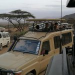 Safari Car Rental in Uganda
