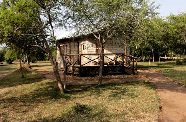 Arcadia Cottages Lake Mburo room