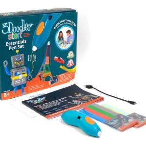 3Doodler Start Essentials 3D Printing Pen Set for Ages 8+