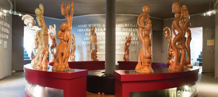 Genocide Memorial Centre Kigali Rwanda