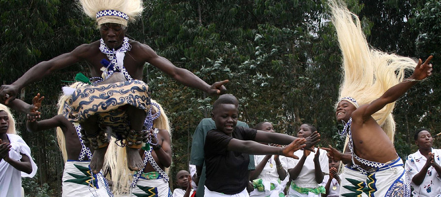 The Rwanda Culture Dance