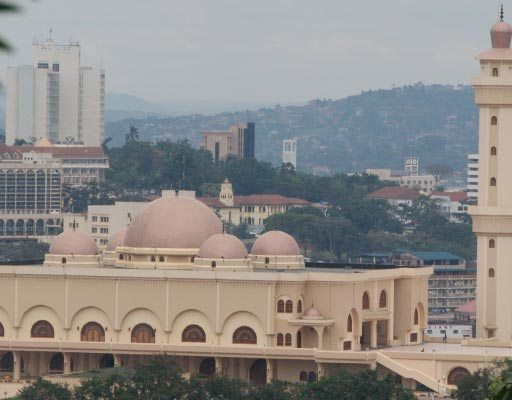 old kampala mosque - The major historic sites in Uganda