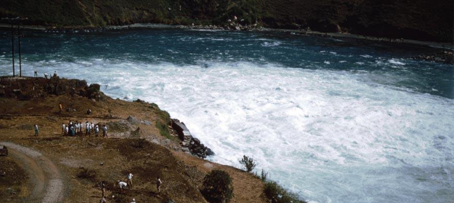 Ripon Water Falls