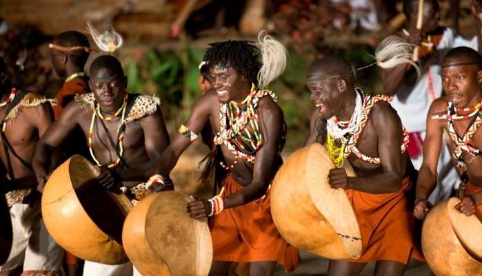 Acholi Traditional Dancers