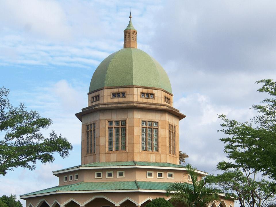 The major historic sites in Uganda