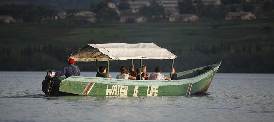 Lake Kivu Boat Safari