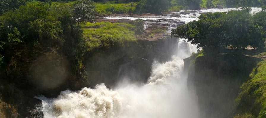 murchison falls devil's cauldron