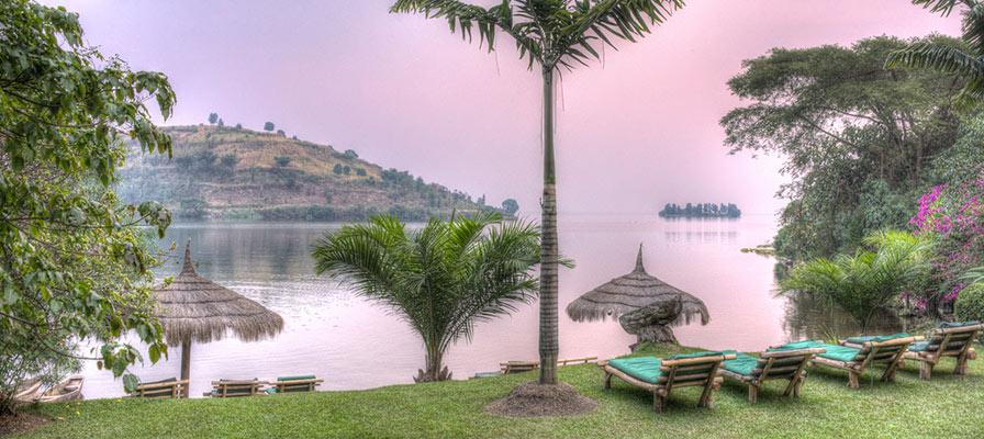 activities on and around Lake Kivu