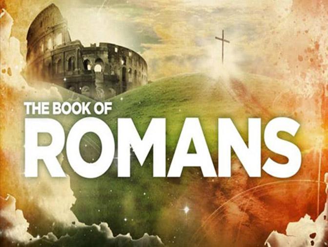 Romans - the gospel of grace (Cont.)