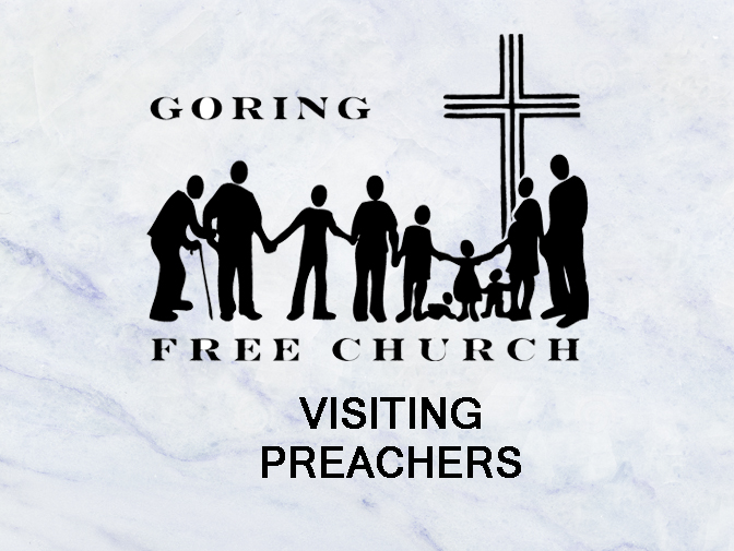 Visiting Preacher - John Brown Image